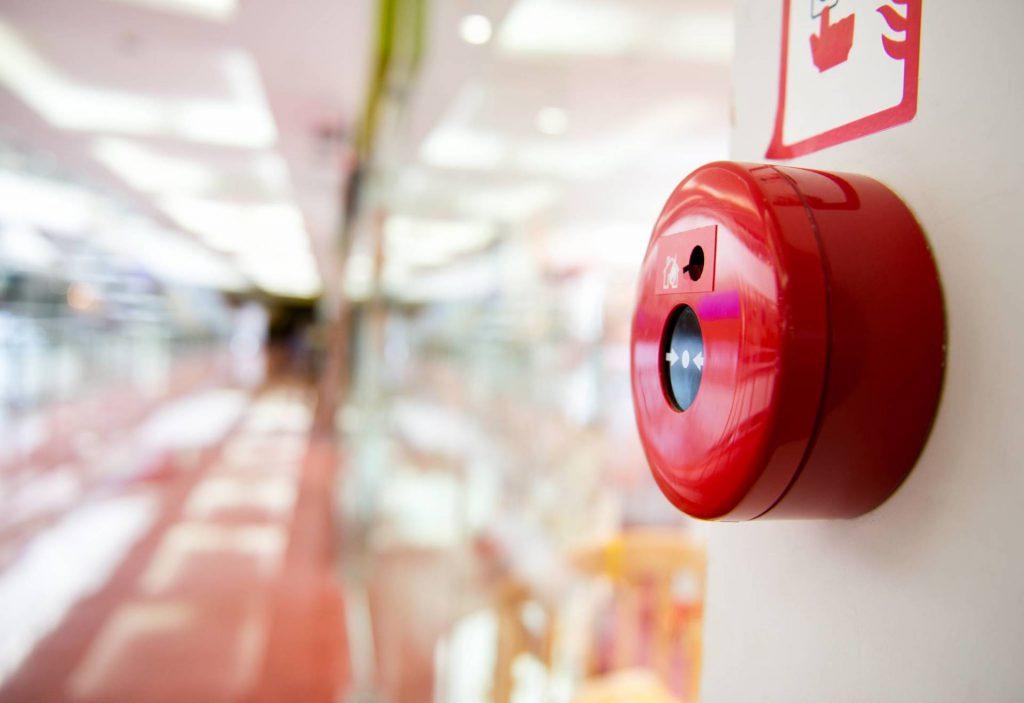 пожарная сигнализация для магазина