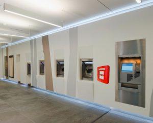 пожарная сигнализация в банке