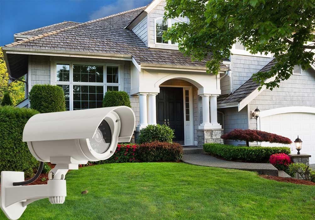 система видеонаблюдения в частных домах