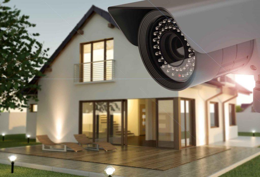 видеонаблюдение в частный дом